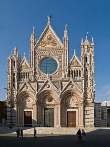 Cathedrale de Sienne (Duomo di Siena), Italie