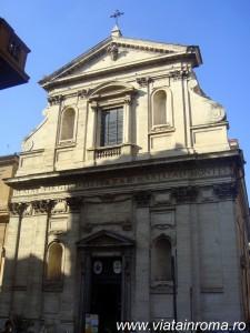biserici roma Basilica Santa Maria ai Monti