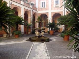 Basilica Santi Cosma şi Damiano