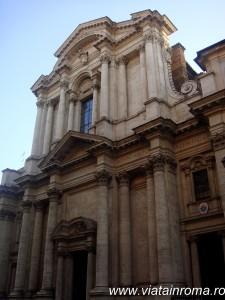 biserici roma Basilica Santa Maria in Campitelli