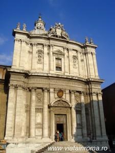 biserici roma Biserica San Luca şi Martina