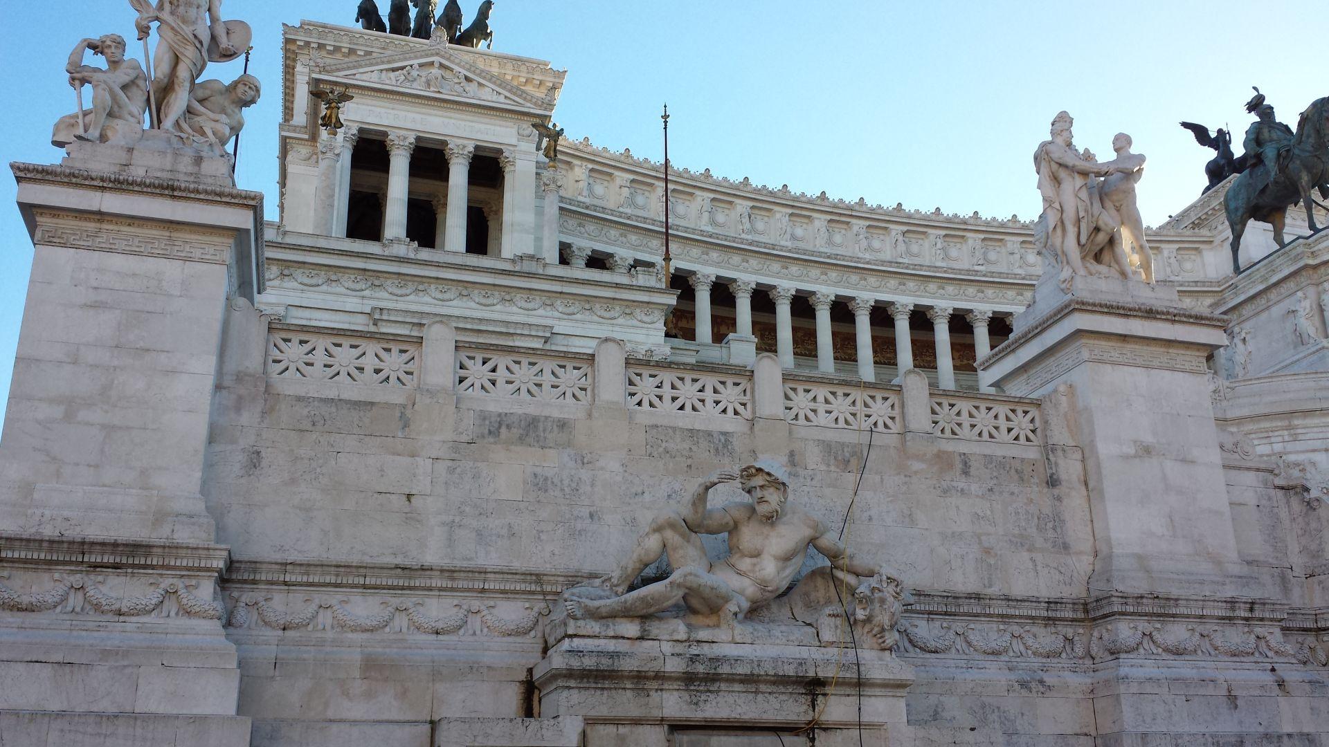 monumentul lui vittorio emanuele