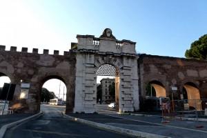 zidurile romei-porta san giovanni