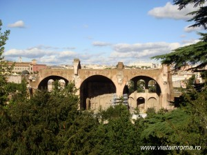 basilica maxentius forul roman
