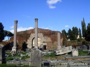 basilica emilia forul roman