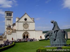 basilica san francesco assisi