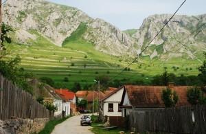 satul rimetea sate romania