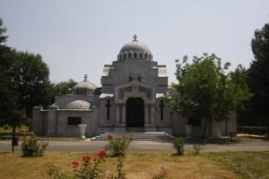 mausolee vrancea