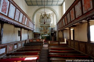 biserici fortificate viscri