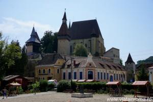 biserici fortificate biertan